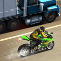Bike Rider Mobile: Racing Duels & Highway Traffic Icon