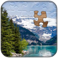 Nature Jigsaw Puzzles Icon