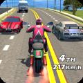 Moto Rider Icon