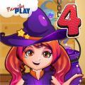 Fourth Grade Halloween Games Icon