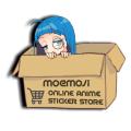 MoeMoji - Anime Sticker Store for WhatsApp Icon