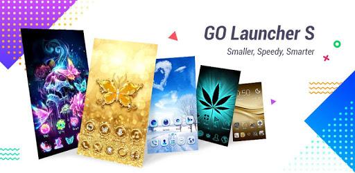 GO Launcher S – 3D Theme, Wallpaper & Sticker apk