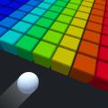 Ball Bump 3D - Color Ball Bump Game Block Ball 3D Icon