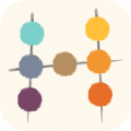 Hue Match: Find Gradient Dots Icon