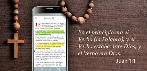 La Santa Biblia Católica apk