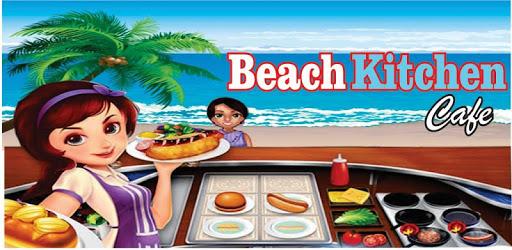 Beach Kitchen Cafe - Burger Restaurant Story apk