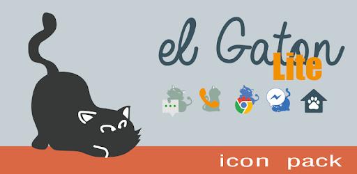 El Gaton Cats Icon Pack Lite apk
