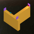 Endless ZigZag Walls Icon