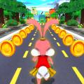 Bunny Runner: Subway Easter Bunny Run Icon