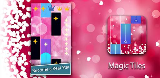 Magic Piano Pink - Music Game 2020 apk
