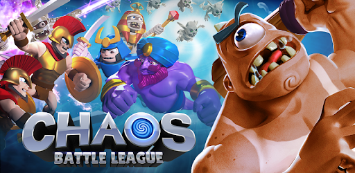 Chaos Battle League - PvP Action Game apk