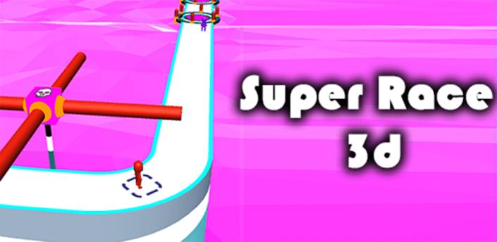 Super Race 3D Running Game apk