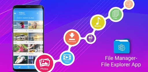 File Manager Explorer-File Browser apk