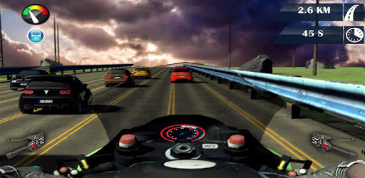 Highway Traffic Rider Simulation apk