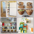 DIY Storage Ideas Icon