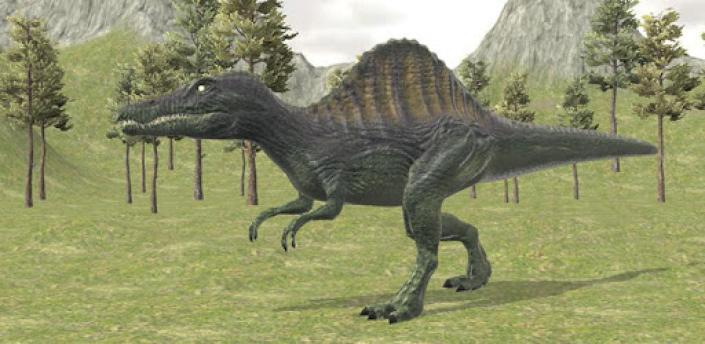 Explain 3D Jurassic world FREE apk