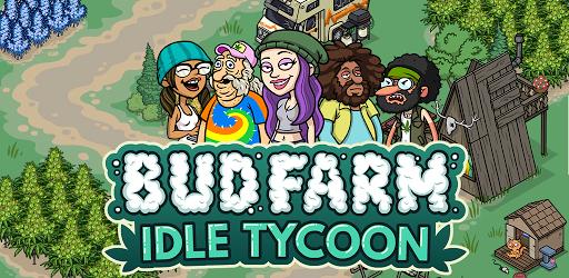 Bud Farm: Idle Tycoon - Build Your Weed Farm apk