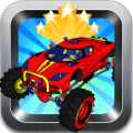 Merge Monster Car - idle miner tycoon Icon