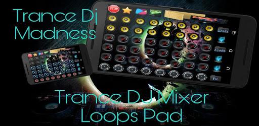 Electronic Trance Dj Pad Mixer apk