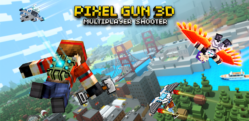 Pixel Gun 3D: FPS Shooter & Battle Royale apk
