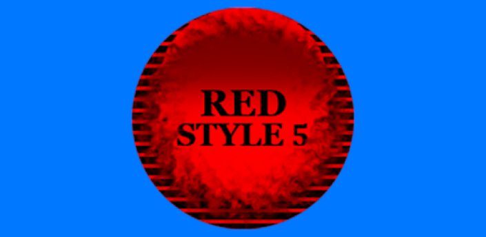 Red Icon Pack Style 5 ✨Free✨ apk