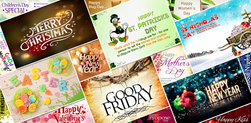 Christian All Wishes and Greetings Images & Quotes apk