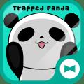 Wallpaper Trapped Panda Theme Icon