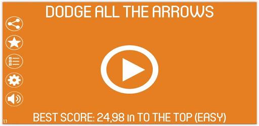 Dodge all the Arrows apk