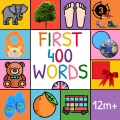 First Words Flashcards for baby/toddler/kids - UK Icon