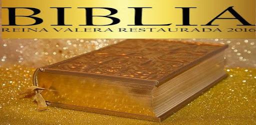 Biblia Reina Valera Restaurada Gratis apk