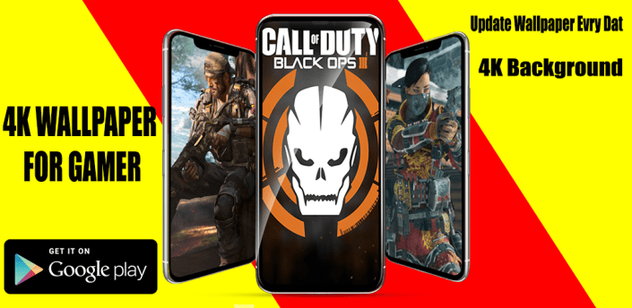 Call Of Duty : Wallaper for android apk