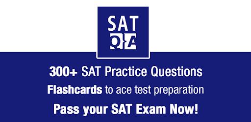 SAT Test Prep Practice Q & A apk