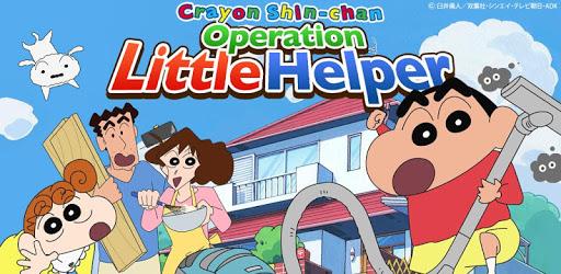 Crayon Shinchan Operation Little Helper apk