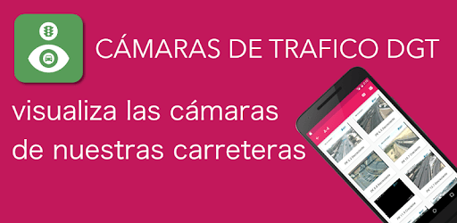 Camaras DGT Trafico España apk