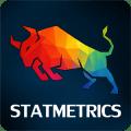 Financial Market and Investment Portfolio Analysis Icon