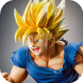 3D Super Saiyan Evolution Battle Run- Unofficial Dragon Ball Edition: With Goku, Piccolo, Gohan & Vegeta Icon