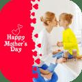 Mothers Day Photo Album Icon
