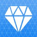 Diamond - Icon Pack Icon