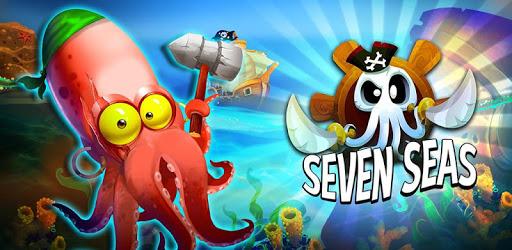 Seven Seas - Pirate Match 3 apk