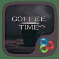 (FREE) Coffee Time GO Launcher Theme Icon