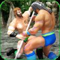 Wild Wrestling Revolution: Tag Team Fighting Games Icon