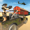 Cover Free Fire Agent:Sniper 3D Gun Shooting Games Icon