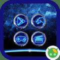 Future Technology Theme Icon