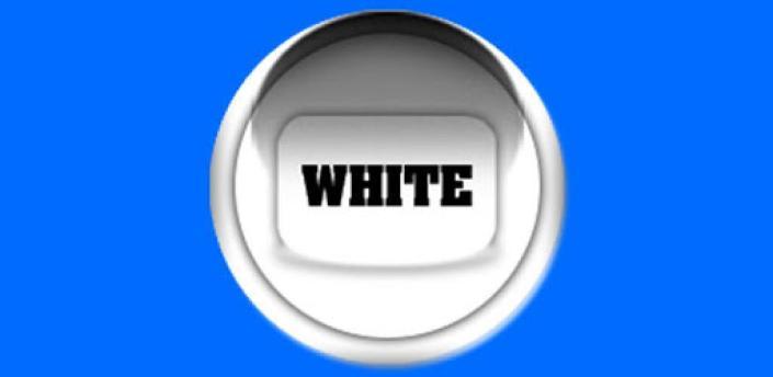 White O Icon Pack ✨Free✨ apk