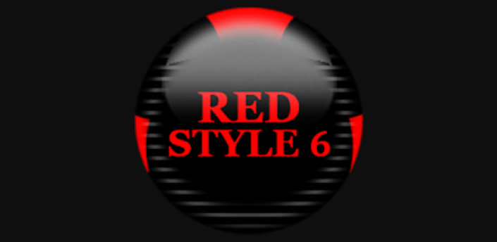 Red Icon Pack Style 6 ✨Free✨ apk