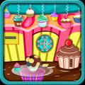 Escape Games-Cupcakes House Icon