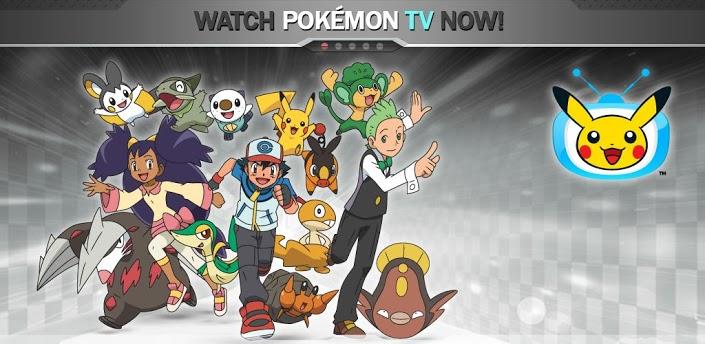 Pokémon TV apk