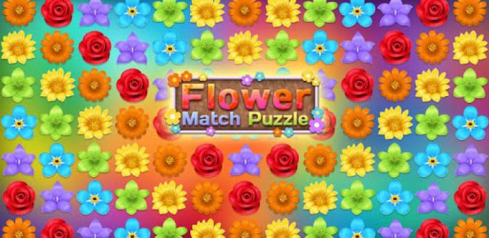 Flower Match Puzzle apk