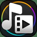 MP4, MP3 Video Audio Cutter, Trimmer & Converter Icon