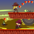 Bandit Cowboy Icon
